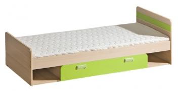 Jednolůžková dětská postel Bambi 14