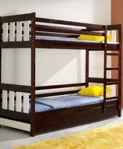 Dětská patrová postel Grizelda