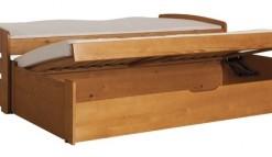 Patrová postel Zachary