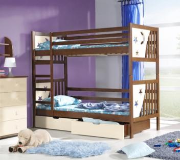 Patrová postel Katrina