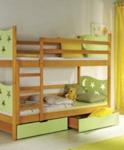 Patrová postel Colan