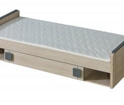 Dětská jednolůžková postel Allarica 13
