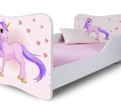 Dětská postel s koníkem