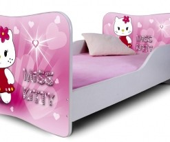 Dětská postel Miss Kitty