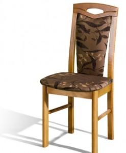 Polstrovaná jídelní židle Fiona
