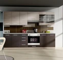 Moderní kuchyňská linka Nikoleta