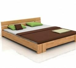 Nízká buková postel Torkel