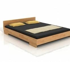 Buková postel z masivu Kennet