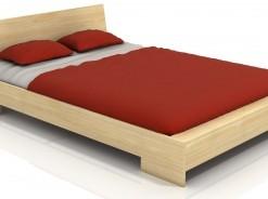 Borovicová postel s čelem Gurli