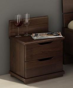Noční stolek Stellan z masivu borovice