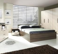 Moderní ložnice Oswaldo – provedení Jasan