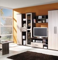 Levná obývací stěna - sestava Oswaldo
