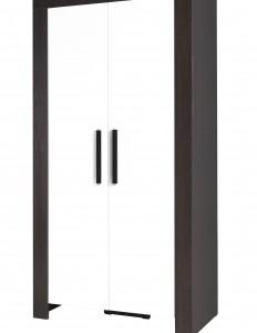 2- dveřová šatní skříň do ložnice Wiga