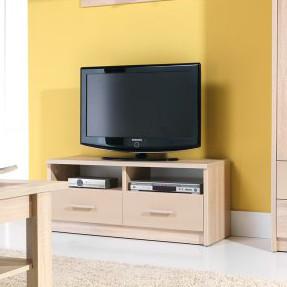 Moderní TV stolek Delora 2 s přihrádkami