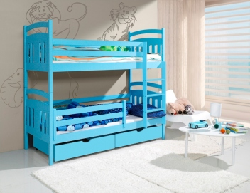 Dětská palanda s úložným prostorem Izák