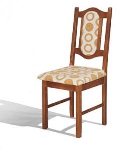 Polstrovaná jídelní židle Flavia