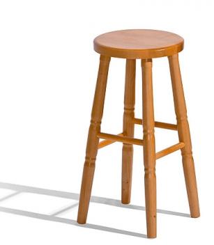 Stolička z masivu Gigi