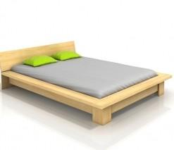 Variabilní postel Hanne z masivu borovice