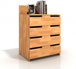 Dřevěná komoda Teresia