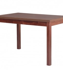 Dřevěný rozkládací jídelní stůl Prokop