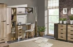 Obývací pokoj s domácí pracovnou Raven 4