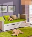 Jednolůžková postel Hariet