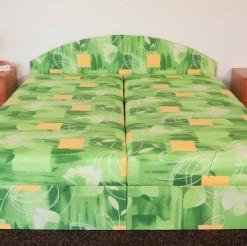 Čalouněná postel Rozita