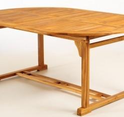 Rozkládací zahradní stůl Kirk 3