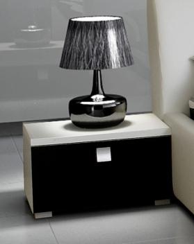 Moderní noční stolek Elsie