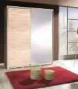 Šatní skříň se zrcadlem Penelopa 1