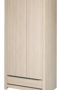 Dvoudveřová šatní skříň Emílio 2