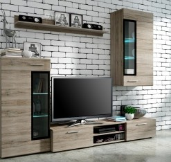 Moderní obývací stěna Elian