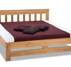 Kvalitní postel z masivu Alisa