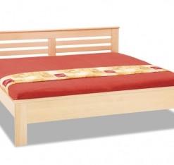 Dřevěná postel Grigory