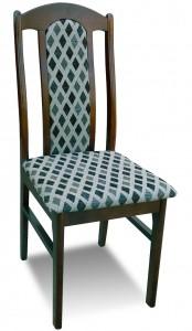 Čalouněná jídelní židle Hanna