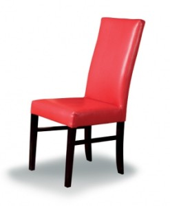 Celočalouněná jídelní židle Maurin