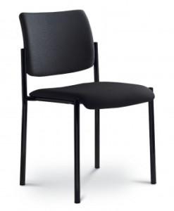 Klasická čalouněná konferenční židle Alice