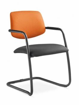 Konferenční stohovatelná židle Nela