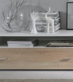 Elegantní televizní stolek Demetria 2 s úložným prostorem