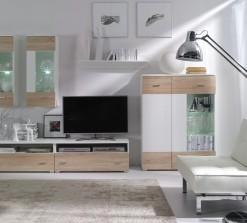 Elegantní obývací stěna Demetria 2