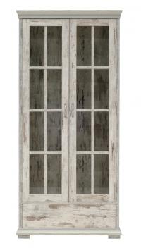 Elegantní široká vitrína Modesto