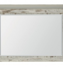 Rustikální zrcadlo v rámu Modesto