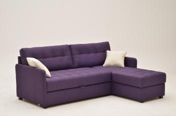 Rohová sedací souprava Amalia s úložným prostorem