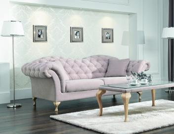 Elegantní pohovka Chantal v zámeckém stylu