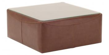 Moderní čalouněný konferenční stolek Lucio