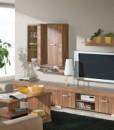 Elegantní obývací stěna Harmony 5 z lamina