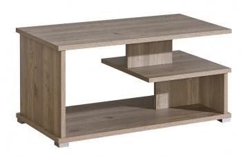 Konferenční stolek Diandra v dekoru dub nelson