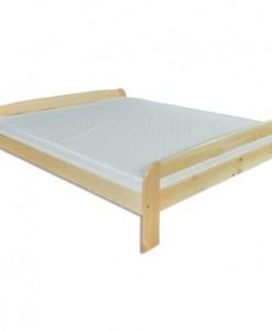 Dvoulůžková postel z masivu Efram