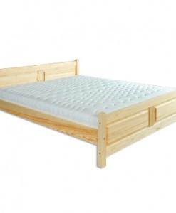 Masivní manželská postel Joela