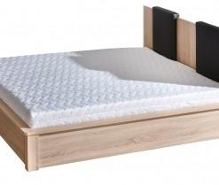 Komfortní dvojlůžková postel Korvin s roštem